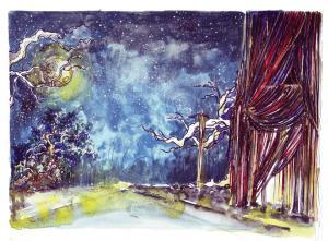Disegno di Sandra Lagozino