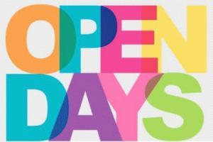 OPEN DAYS ESCAPE='HTML'